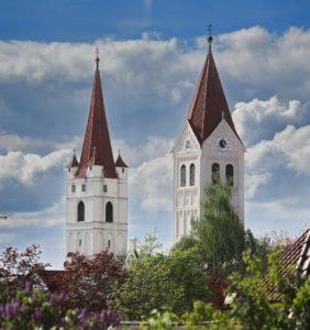Außenansicht Kastulus Münster