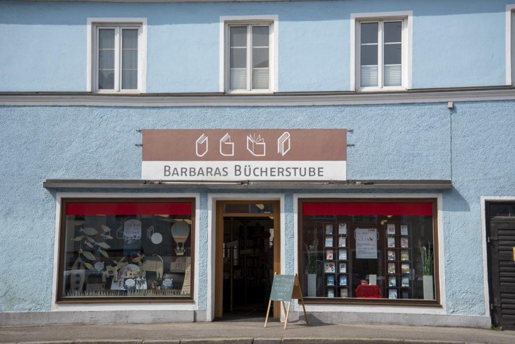 Barbaras Buecherstube Foto Gross