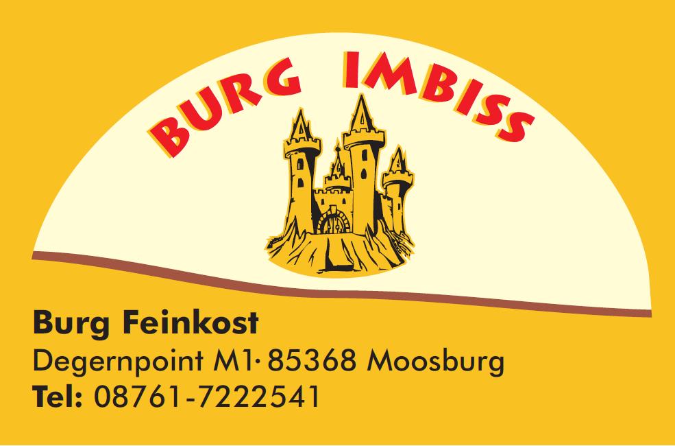 Burg Feinkost Logo