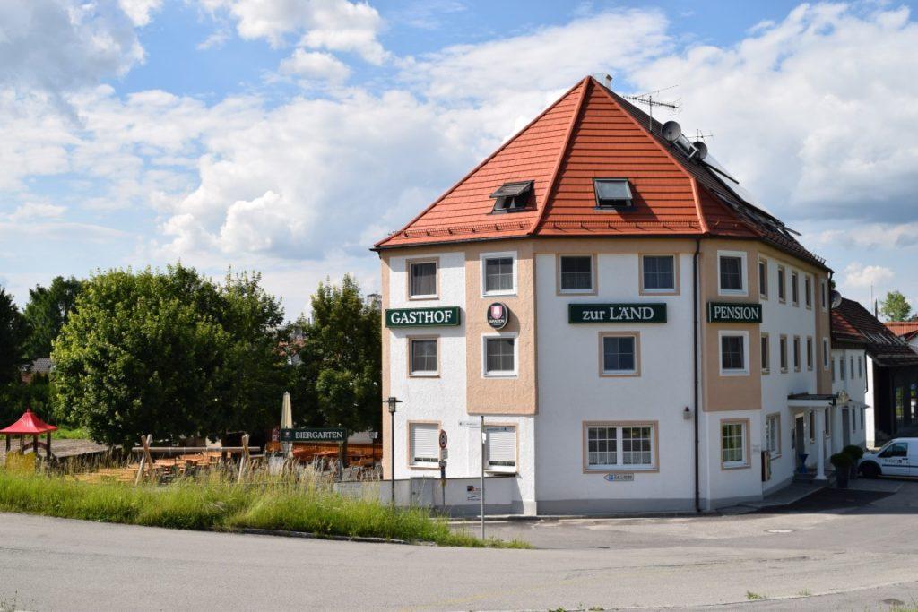 Gasthof Laend logo Medium