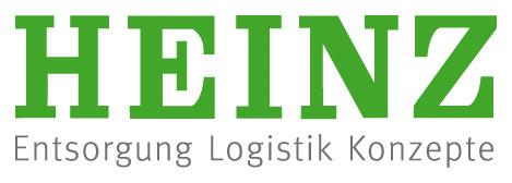 HEINZ Logo gruen mit sub rgb
