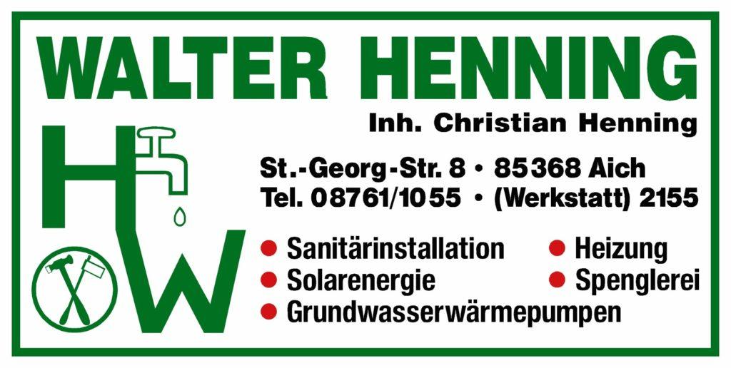Henning Logo Large