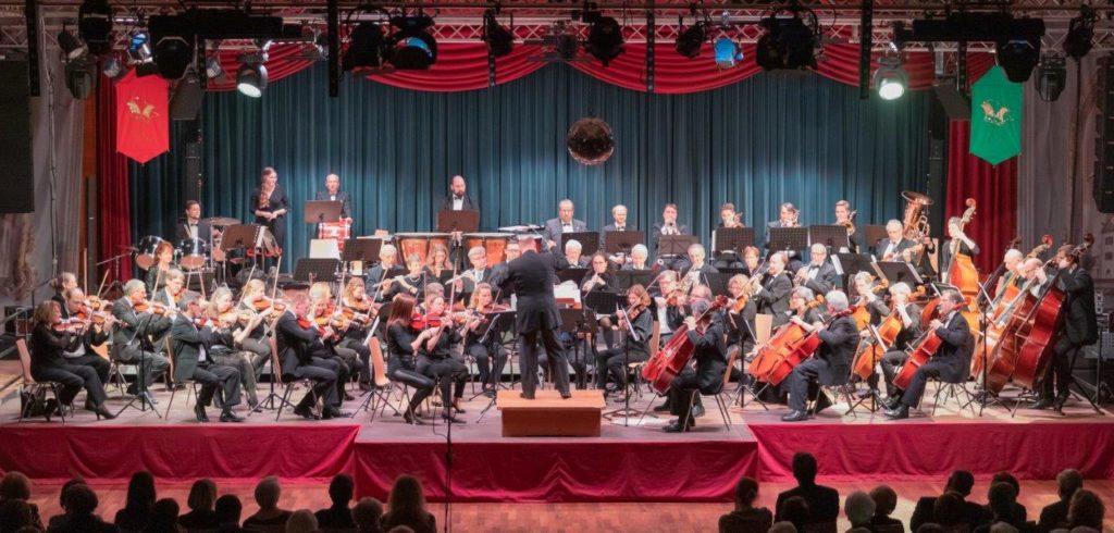 Kammerorchester Foto