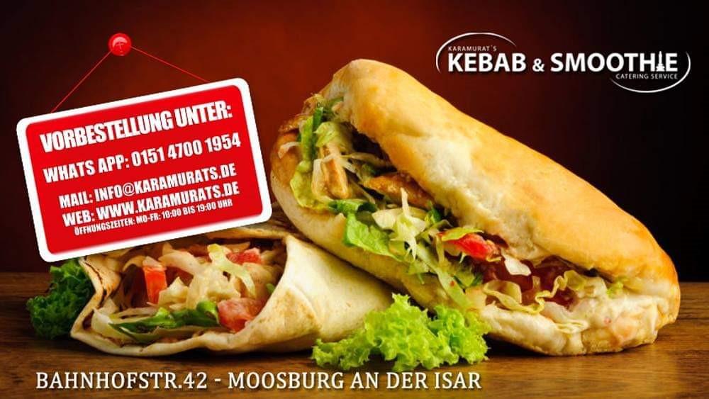 Kebab Smoothie Logo