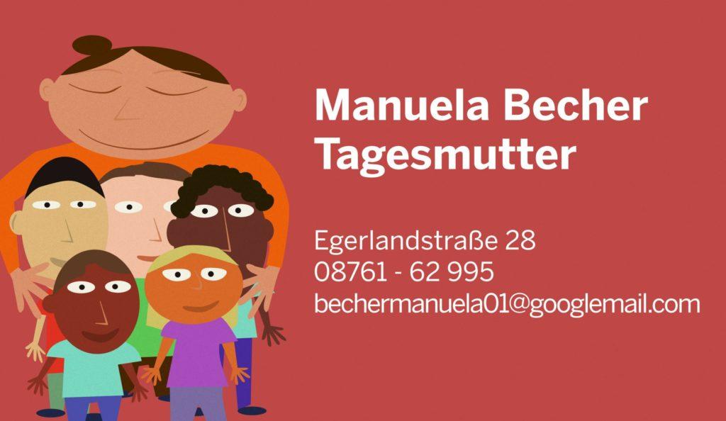 Manuela Becher Logo Large