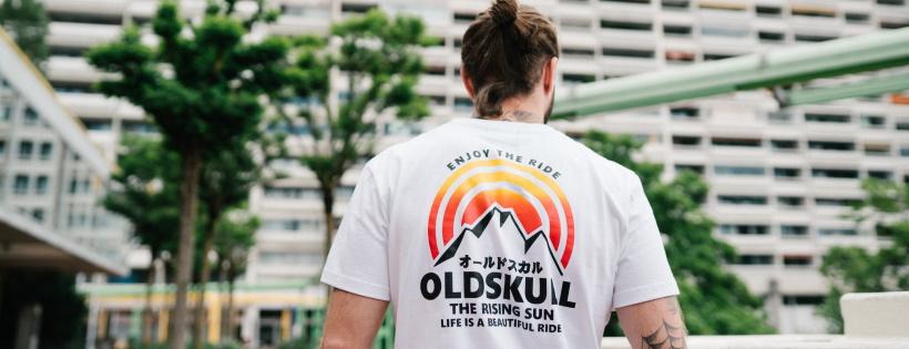 Oldskull Foto