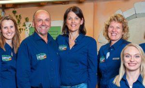 Team Reisebuero 2020 Heinz