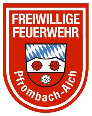 Freiwillige Feuerwehr Pfrombach Logo