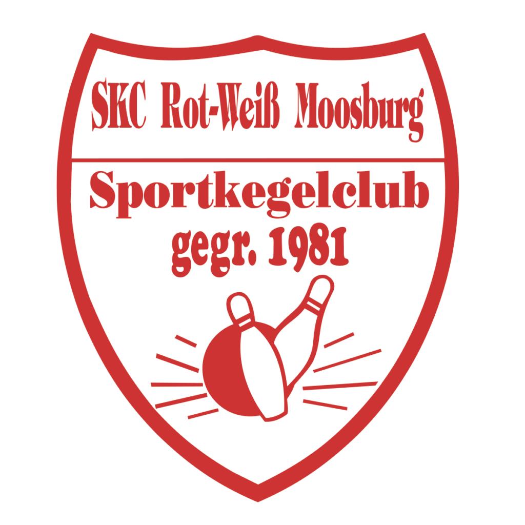 kegeln rot weiss Logo